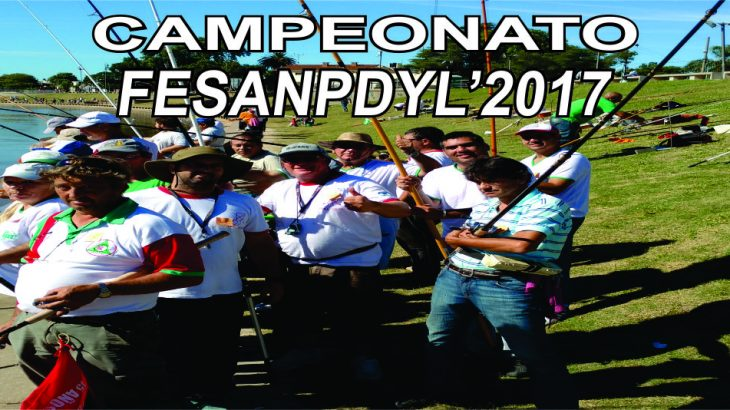 campeonato 1RA PRUEBA