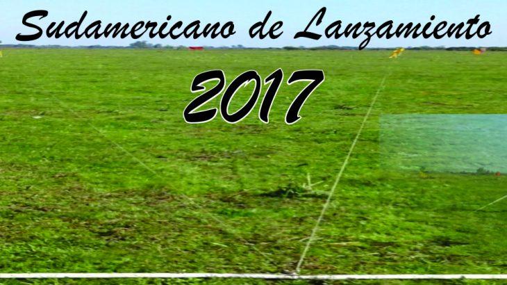 sudamericano de lanzamiento