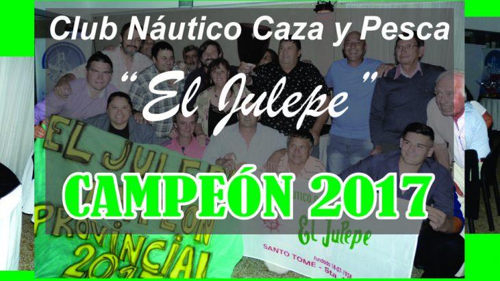 EL JULEPE CAMPEON 2017