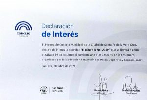 interes municipal 2019