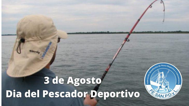 3 de Agosto Dia del Pescador Deprotivo 2